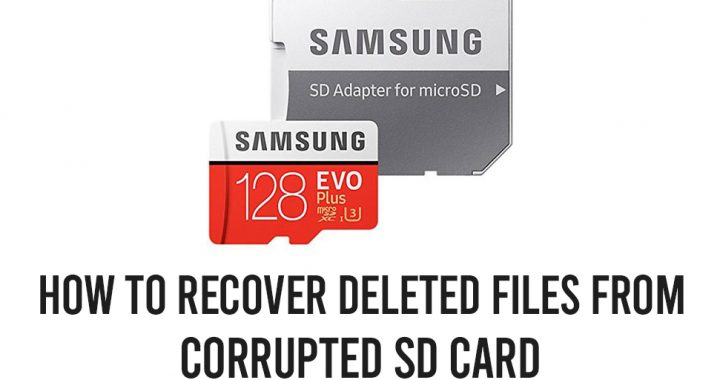 how to recover data from corrupted memory card without formatting