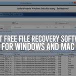 data recovery mac free