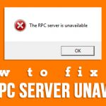 avast rpc server unavailable