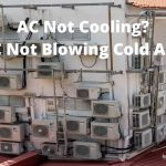 ac not cooling
